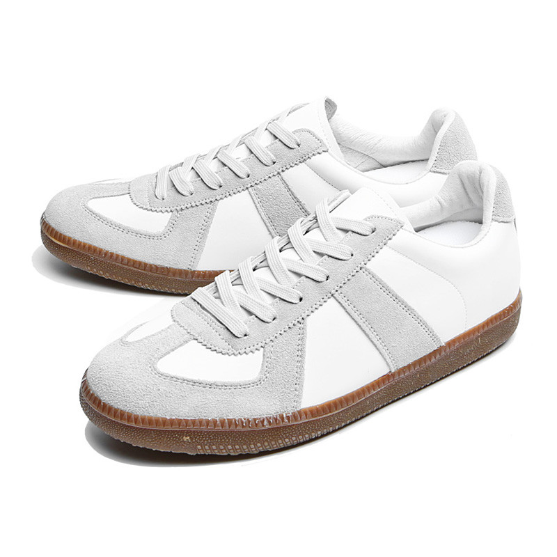 5cm German Leather Sneakers (CL0006)