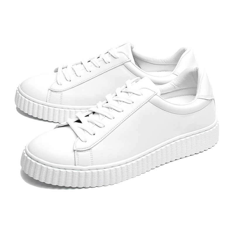 5.5cm Adrian White Sneakers (CL0018)