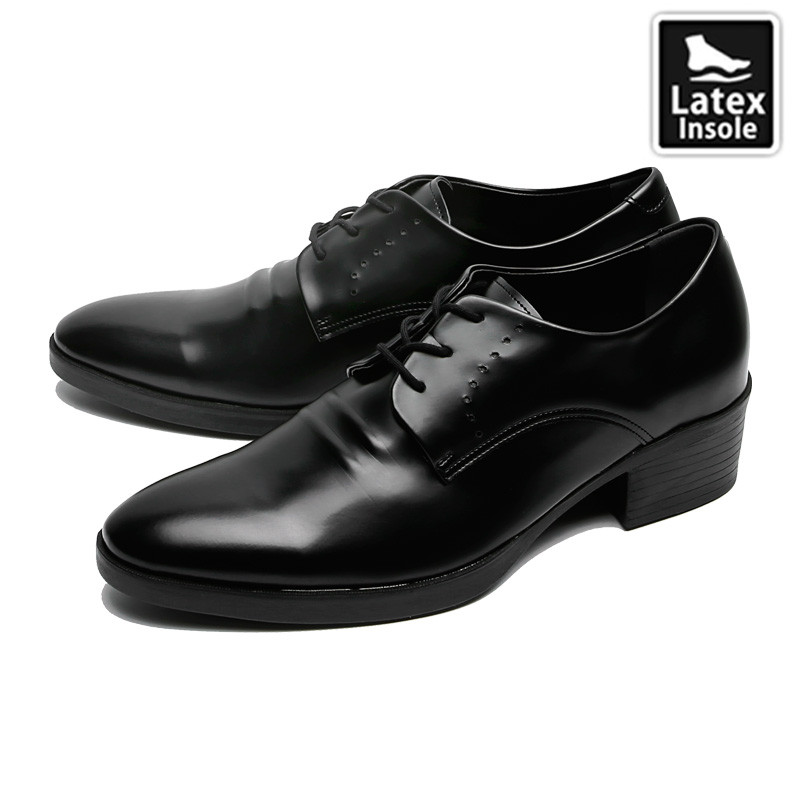 7cm Height increase Plain to Derby Shoes (CL0021)