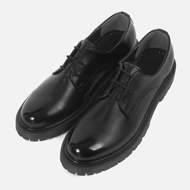 4cm COMANDO Derby Clipper Shoes (AR0074)