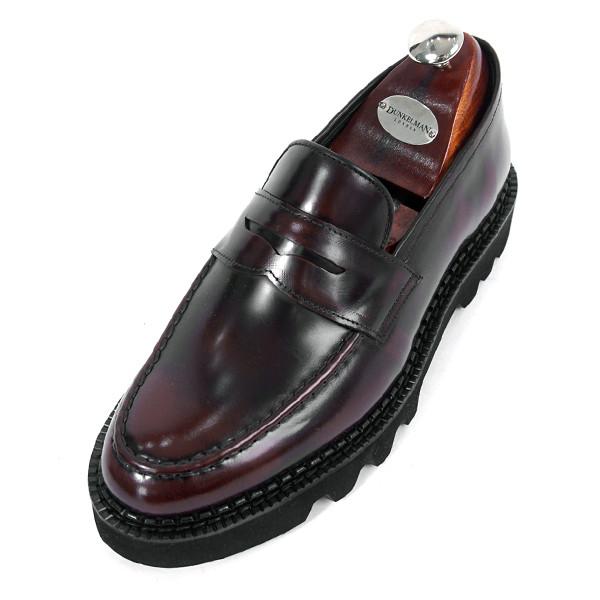 8cm Comando penny loafers Hand made shoes (EL0170AWN_ Maxx)