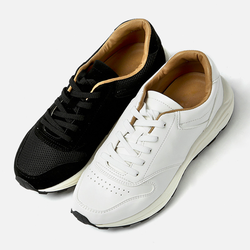 5cm Mesh & Punching Life Shoes (ZE0165)