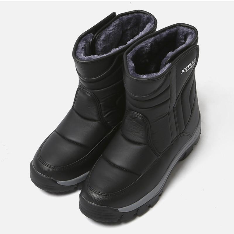 4.5cm Heavy Winter Fur Boots (ZE0185)