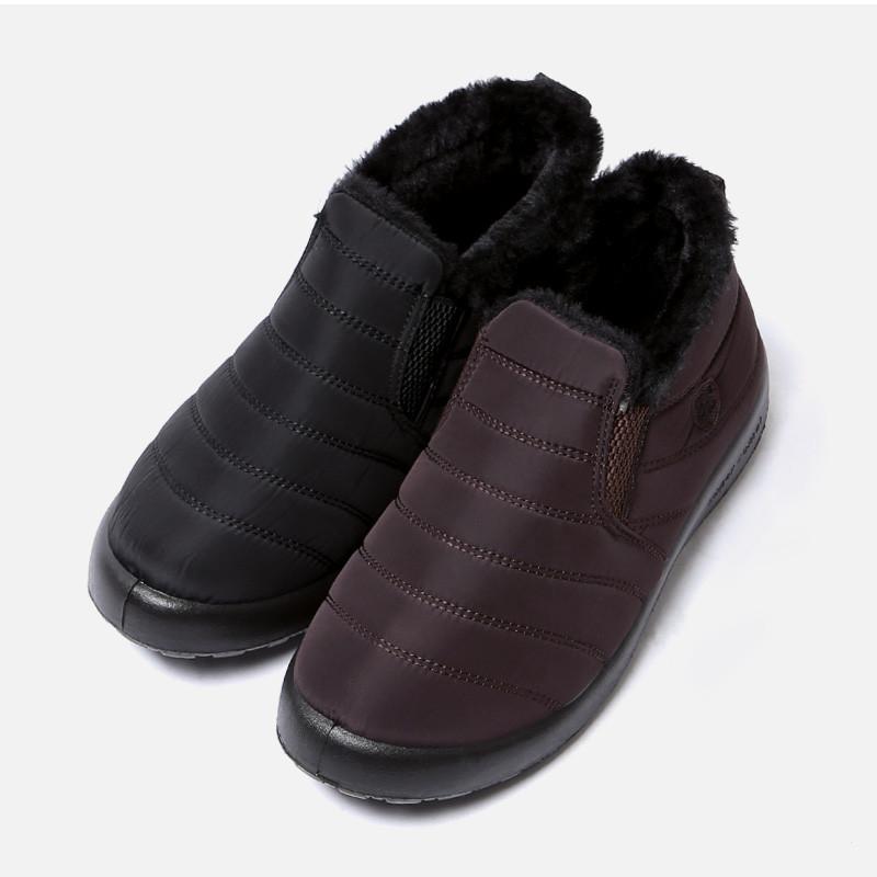 3.5cm Padding warm winter shoes (ZE0187)