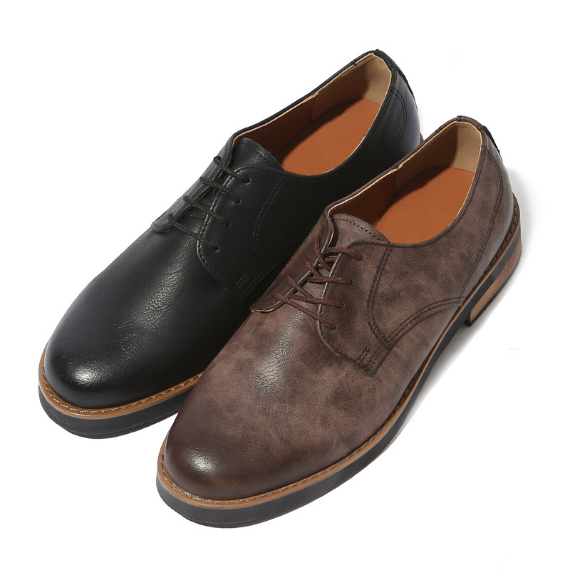 3.5cm Classic Daily Gentle Derby Shoes (ZE0195)