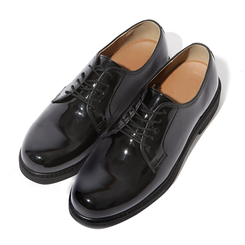 4cm Enamel McWight Derby Shoes (ZE0192)