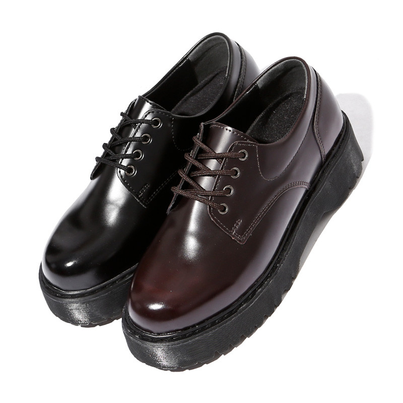6cm Heavy Ugly Derby Shoes (DA0111)