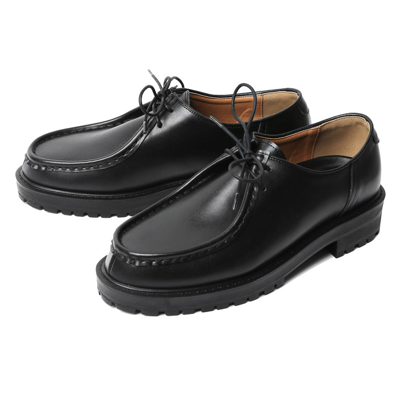 4.5cm Real Leather Tyrolean Shoes (DUBLIN_CR0005)