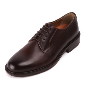 3cm Plain to Derby Hand made shoes (it5032)
