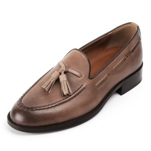 3cm Yuti tesslo looper Hand made shoes (it5051)
